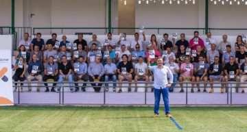 SUMA: Gomar presenta su proyecto completo para la FFCV en Burjassot