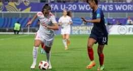 La Selección Española Femenina Sub-20 hace historia al colarse en la gran final del Mundial (0-1)