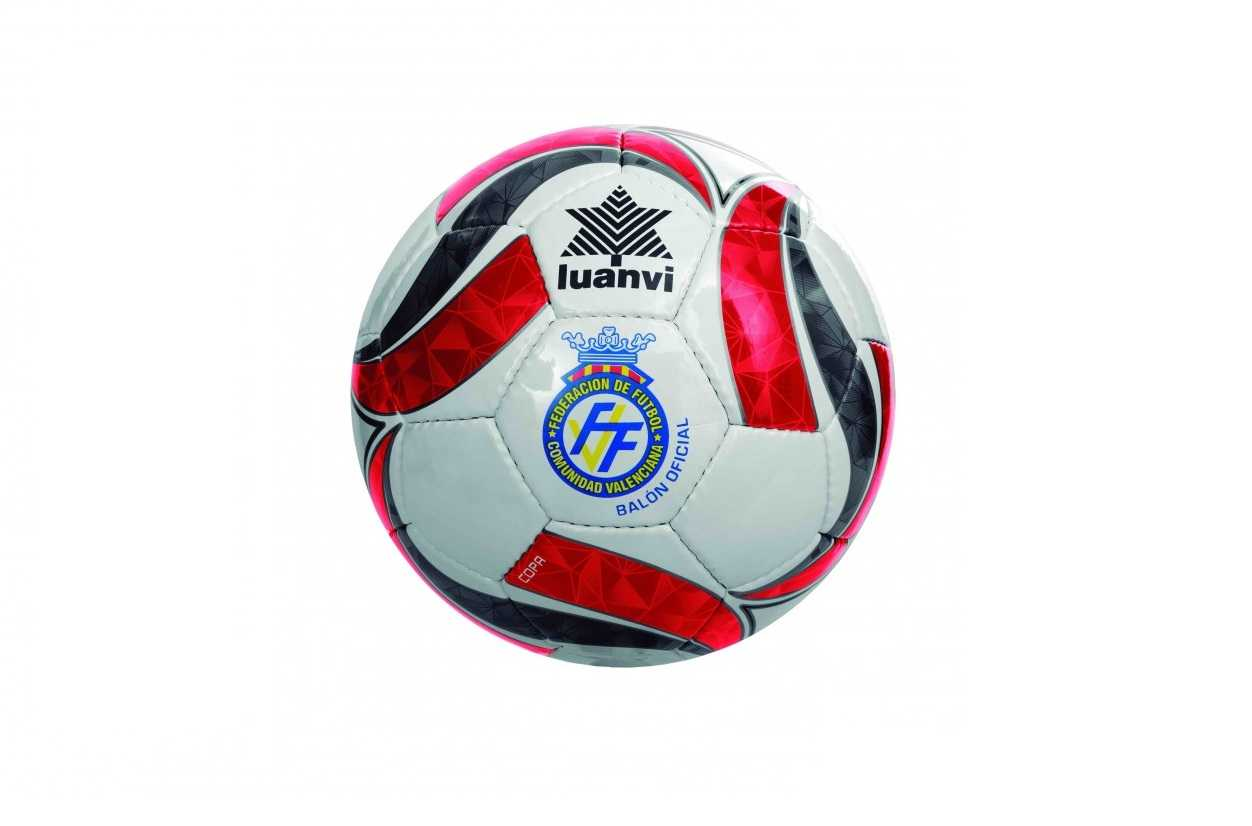 El balón oficial FFCV para la temporada 2018-2019 5445ade412897