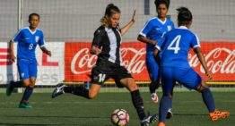 COTIF Cañamás Naranja: El Levante UD presenta su candidatura al título con un abultado marcador (0-5)