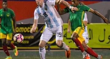 VIDEO: Argentina selló el pase a semifinales del COTIF con pleno de triunfos (2-0)