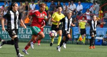 COTIF Cañamás Naranja: Marruecos sorprendió y logró un empate ante el Levante (2-2)