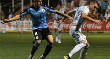 VIDEO: Los penaltis dan a Argentina el pase a la final del COTIF 2018 ante Uruguay (0-0)
