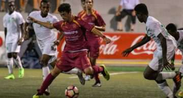VIDEO: Murcia y Mauritania se despidieron del COTIF con un empate (1-1)
