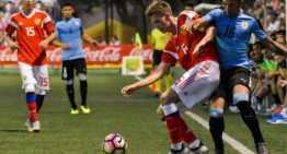 VIDEO: Rusia empata ante Uruguay y logra evitar a Argentina en semifinales del COTIF (0-0)