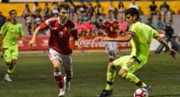 VIDEO: Rusia jugará la final del COTIF tras imponerse a Venezuela (2-0)
