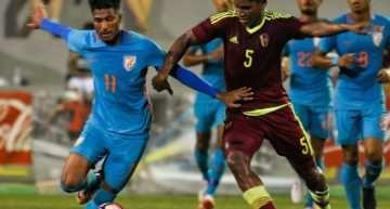 VIDEO: Venezuela cargó sin éxito contra el cerrojo de la India (0-0)