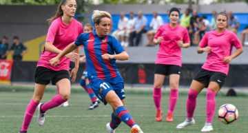 COTIF Cañamás Naranja: Levante y Madrid empatan y disputarán la final del COTIF Femenino (0-0)