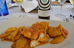 Suquet de peix: maridajes mediterráneos de la mano de Dominio de la Vega
