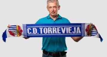 El CD Torrevieja incorpora a Daniel Plaza como nuevo director general