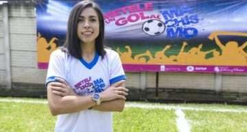 Ana Lucía Martínez (Madrid CF Femenino): Guatemala desembarca en el COTIF