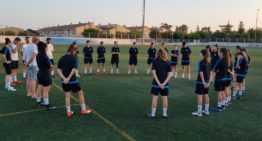 Salva Lillo dirigirá al primer equipo del SPA Alicante durante la temporada 18/19