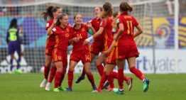 La Selección Española Sub-20 hace historia y se clasifica para la semifinal del Mundial tras ganar a Nigeria (2-1)
