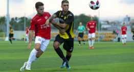 El Roda golpea primero en la Final Autonómica de la Copa RFEF ante La Nucía (2-0)