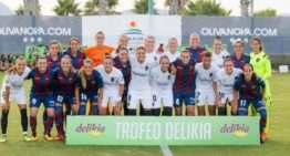 El Levante Femenino acaba la pretemporada con victoria ante el VCF Femenino (1-0)