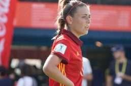 Carmen Menayo (capitana España Sub-20): 'Este Mundial puede marcar un antes y un después, la gente se ha volcado con nosotras'