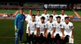 """El Juvenil """"B"""" del Valencia acaba como subcampeón de la Evergrande Cup"""