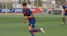 El Barça acecha al lateral juvenil granota Álvaro Pons