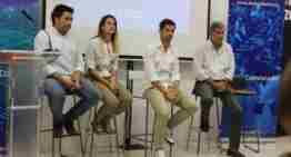 Albelda carga con dureza contra Gomar en la presentación de su proyecto: 'La Junta Electoral está controlada por sus amigos'