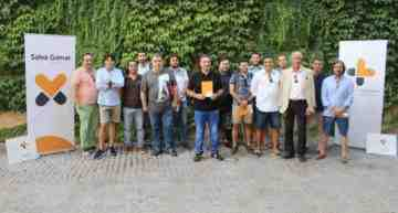 Salva Gomar expone las líneas maestras de FutsalValenciana ante algunos de los clubes más importantes de Valencia