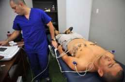 Albelda incide en la importancia de los tests cardíacos en las revisiones y anuncia conversaciones con Nuubo