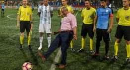 El COTIF homenajeó a Ginés Meléndez, uno de sus pilares en sus 35 años de vida