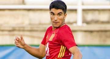 Cuatro representantes valencianos estarán con la Selección Sub-21 ante Albania e Irlanda del Norte