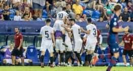 GALERÍA: Así vivimos el triunfo del Valencia Mestalla en el derbi de filiales ante el Atlético Levante (0-1)