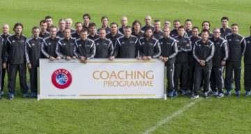 Modificaciones en los Cursos de Entrenador UEFA 'A', 'B' y 'Pro'