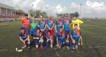 ¡Genial! Primer Toque CF presenta su equipo EDI en Castellón