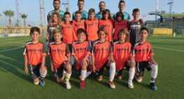 VIDEO: Una familia con talento: así es el Alevín 'B' del Villarreal 2018-2019