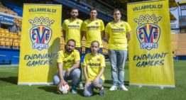 Los e-Sports del 'Submarino': el Villarreal presenta a sus jugadores de FIFA19 y Rocket League 2018-2019