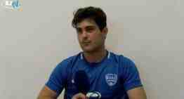 VIDEO: De una rodilla destrozada a la plena recuperación: la dura travesía de David Albiach (Inter San José)