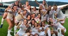 Enith Salón y Alejandra Serrano estarán con España Sub-19 en el Torneo de Glasgow
