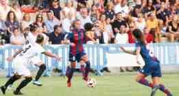 Valencia y Levante se preparan para el estreno en la Liga Iberdrola