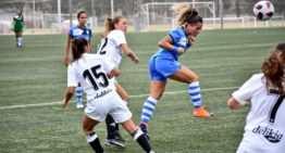 El Valencia Femenino 'B' remontó y se impuso al Alhama de Murcia (3-1)