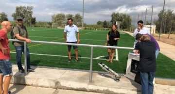 UD Alzira y Ciutat d'Alzira FB ya disfrutan de un nuevo campo homologado por la FFCV