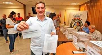 El fútbol valenciano respalda a Salva Gomar como nuevo presidente de la FFCV