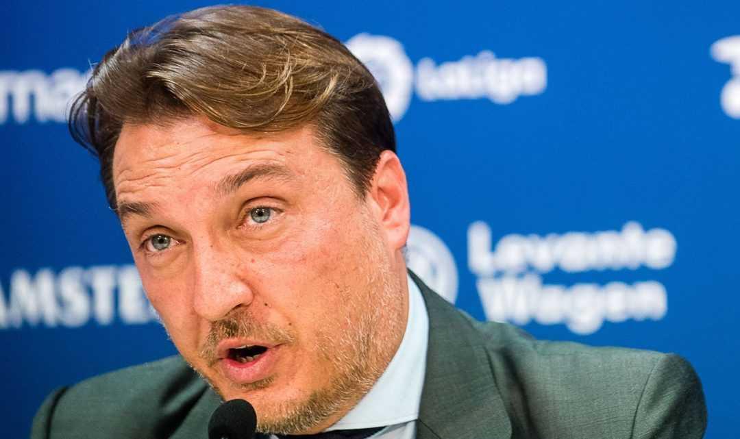 El presidente del Levante presume de fútbol base: 'En muchos casos miramos a Valencia y Villarreal de tu a tu'