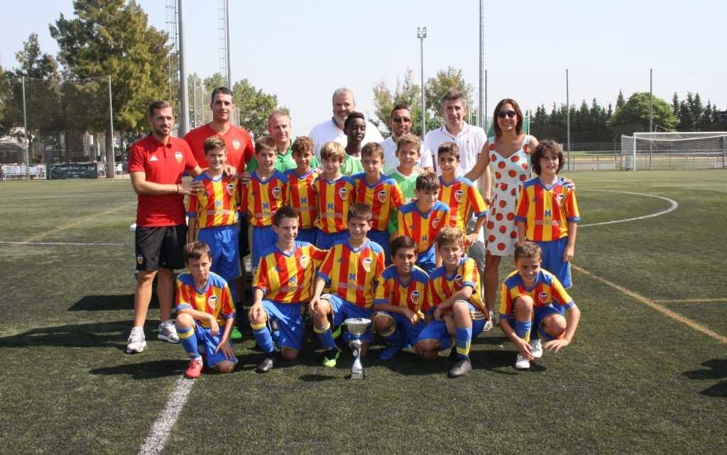 GALERÍA: Un torneo 'Bonico': así fue la primera edición del Torneo de fútbol base Jaume Ortí en Alaquás