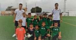 El Prebenjamín 'A' del Burriana FB cierra la pretemporada con victoria