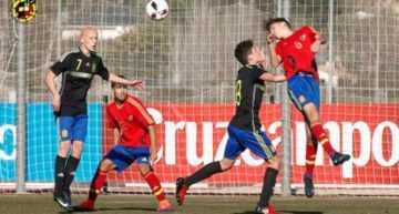 Ocho jugadores del fútbol valenciano, citados por Julen Guerrero con España Sub-16