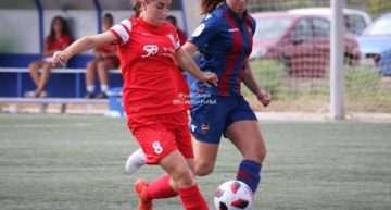 La efectividad del Levante tumba a la UD Aldaia en la primera jornada de Segunda Femenina (4-1)