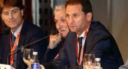 El valenciano Fernando Giner, nuevo directivo delegado de la RFEF