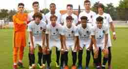 El Juvenil 'A' de Mista suma su primer triunfo en División de Honor ante el Lorca CFB (2-1)
