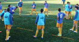 Arrancan los entrenamientos 2018-19 para las Selecciones FFCV Cadete y Juvenil