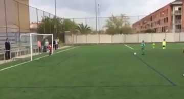 VIDEO: La Guardia Civil recupera un ejemplo de 'fair play' en fútbol base para promover los buenos ejemplos en la sociedad