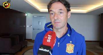 Seis representantes del fútbol valenciano, convocados por Santi Denia para la Selección Sub-19