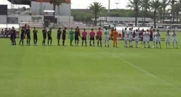 VIDEO: El Valencia CF se impuso por la mínima al VCF Fundació en un partidazo para abrir la Liga Autonómica Cadete (3-2)