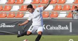 La falta de pegada no permite al Valencia sacar más de un punto ante el Málaga (0-0)